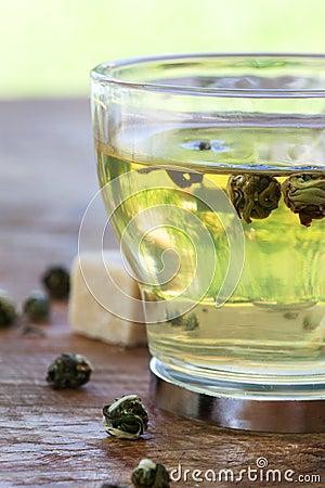 Free Green Tea Balls Stock Photos - 20073233