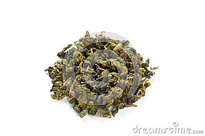 Green tea tiguianin