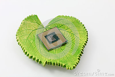 Green Technology Concept