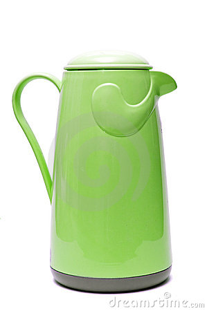 Green Thermos