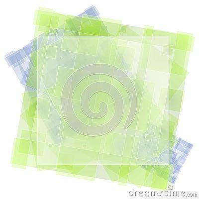 Green Tissue Paper Texture
