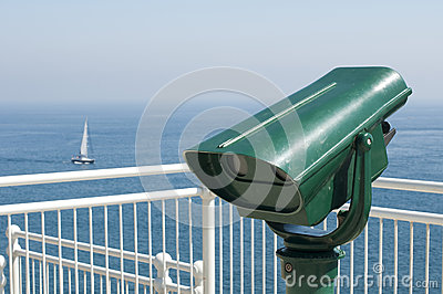 Green tourist telescope