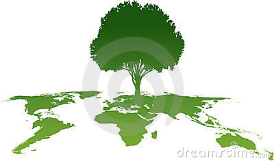 Green tree Atlas