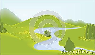 Green valey