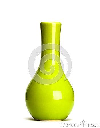 Free Green Vase Isolated Stock Photos - 7685073