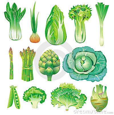 Free Green Vegetables Stock Photo - 14727580