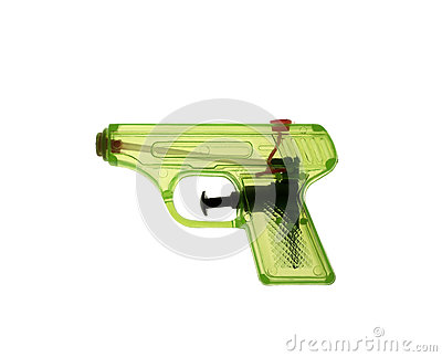 Green Watergun