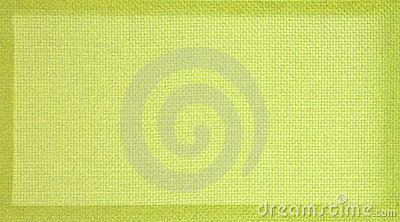 Green weave frame background