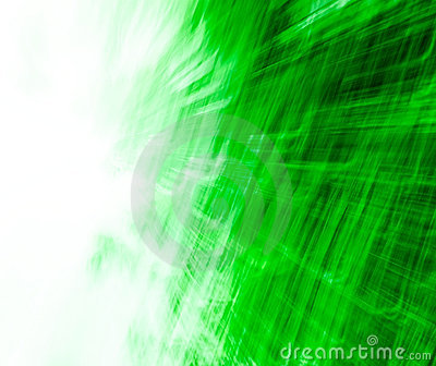 Green/White Abstract Texture 0