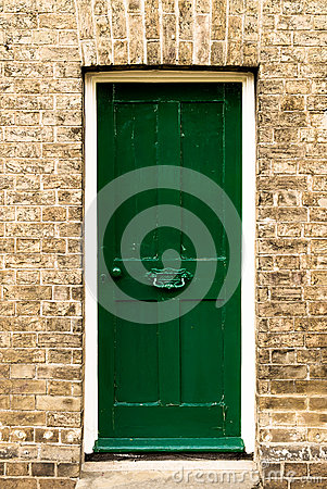the painted door setting essay