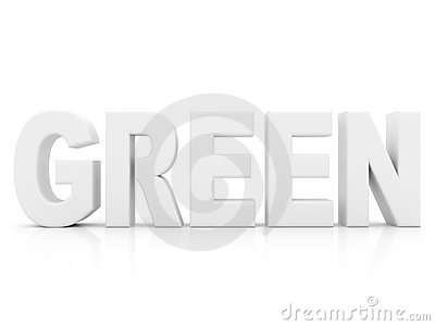 Green word