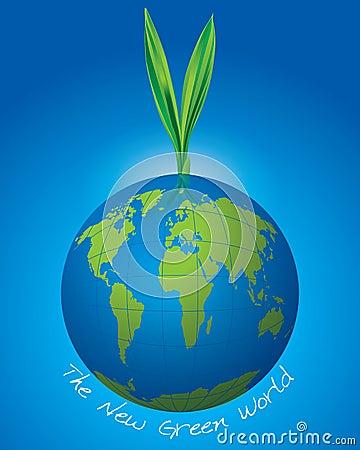 Green world seed