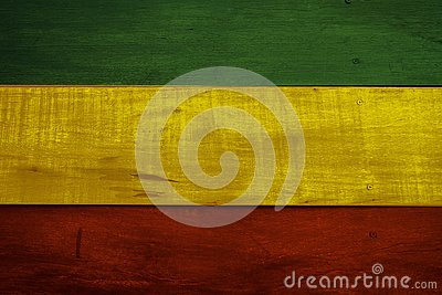 Reggae background Stock Photo