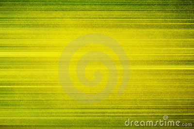 Green and yellow stripy grounge background