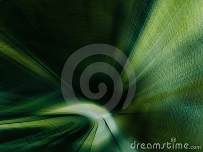 Green zoom background