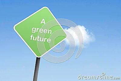 A greener future