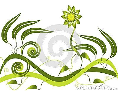 Greenery Goddess