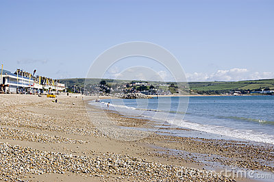 Greenhill Beach, Weymouth