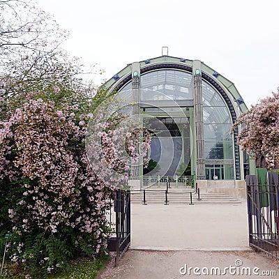 Greenhouse, Jardin des Plantes, Paris