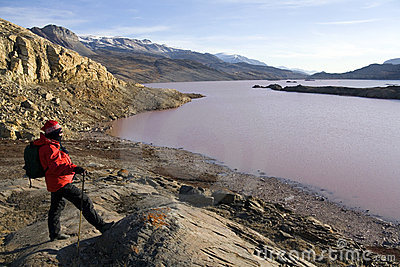 Greenland - Noa Lake - Franz Joseph Fjord