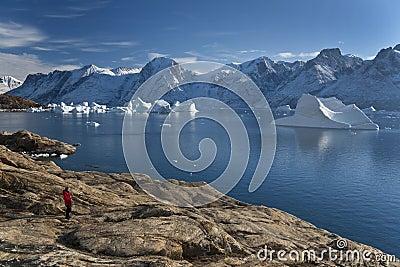 Greenland - Northwest Fjord