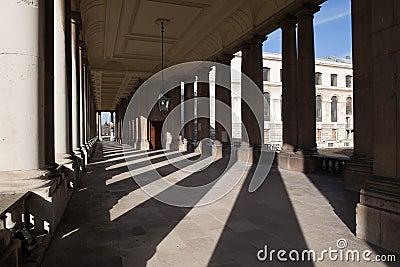 Greenwich University Exterior