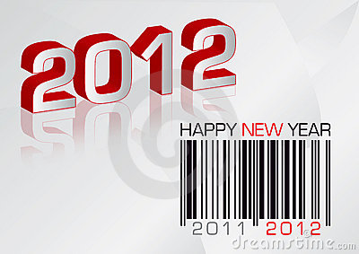 Greeting card 2012