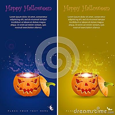 Greeting Card Halloween