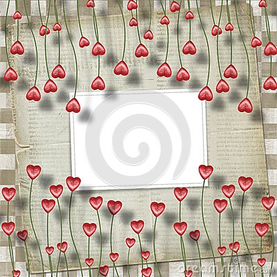 Greeting Card to St. Valentine s Day