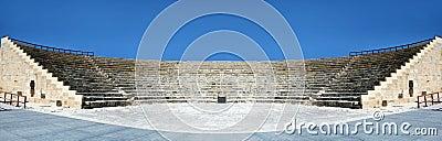 Grek amfiteatrze