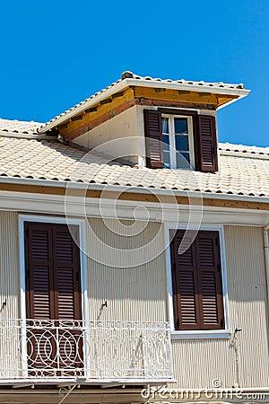 Grekiskt hus