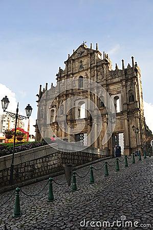 Grenzstein von Macau