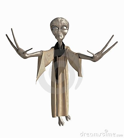 Grey alien female grey alien creature 21483057