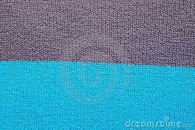 Grey and blue fabric texture
