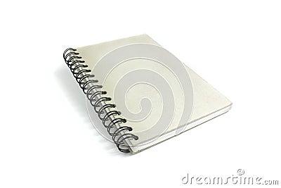 Grey board sketchbook