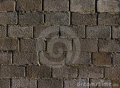 Grey concrete blocks background