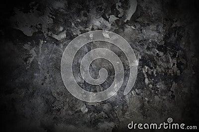 Grey concrete grunge texture