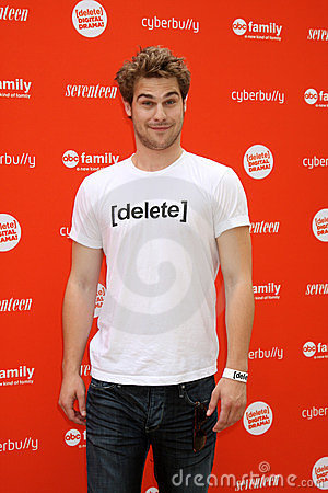 Grey Damon Editorial Stock Image