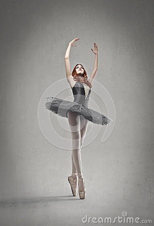 Grey Dancer