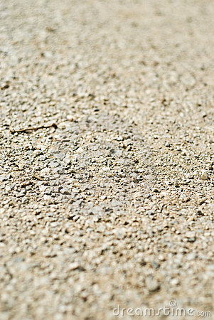 Grey gravel texture