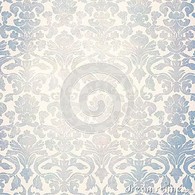Free Grey Retro Shabby Wallpaper Stock Image - 13024961