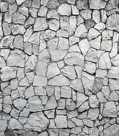Grey rock wall