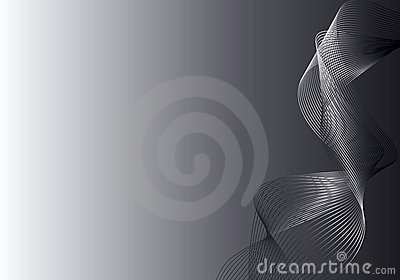 Grey and silver abstract background