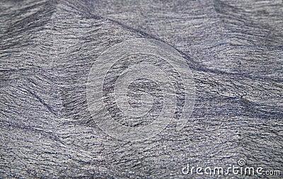 Grey thin fabric