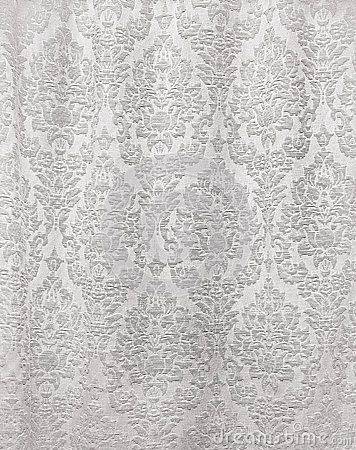 Grey weave fabric