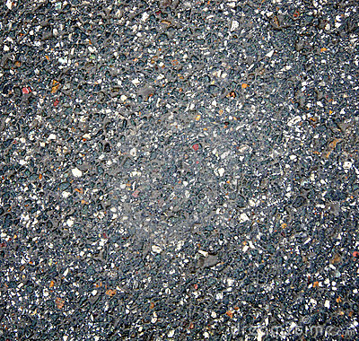 Grey wet asphalt