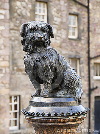 Greyfriars Bobby (sculpture)