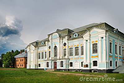 Griboedov Mansion In Smolensk Region Royalty Free Stock Photo - Image: 10606165