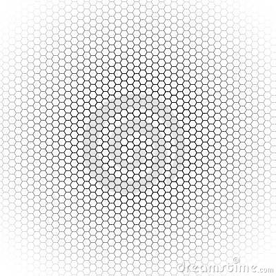 Free Grid On White Background Stock Photography - 16554962