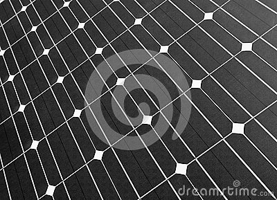 Grid of solar cells